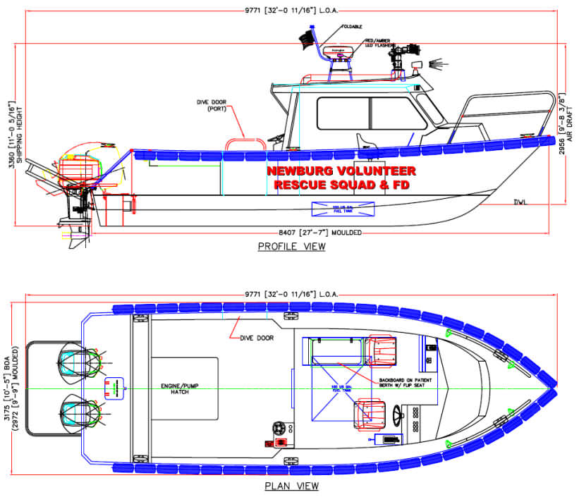 fire rescue 28 high speed aluminum fire and rescue boats 2 speed wiring diagram