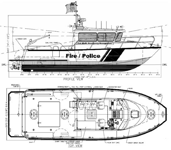 Looking For High Speed Aluminum Boat Plans